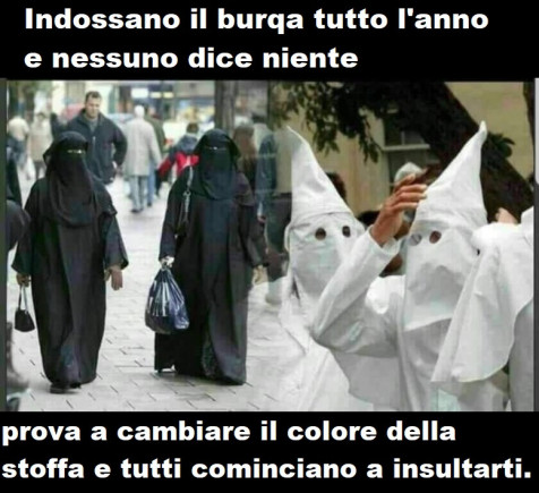 Un po' di humour nero...… post satirico pubblicato da Nervo - Facciabuco.com